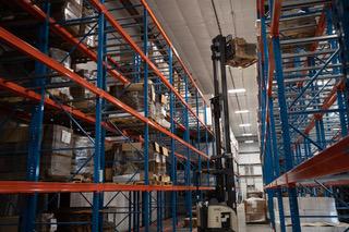 LEAN Warehouse