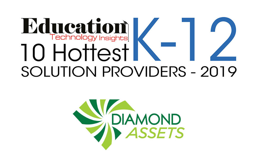Diamond Assets is a Top 10 Solution Provider for Education Technology