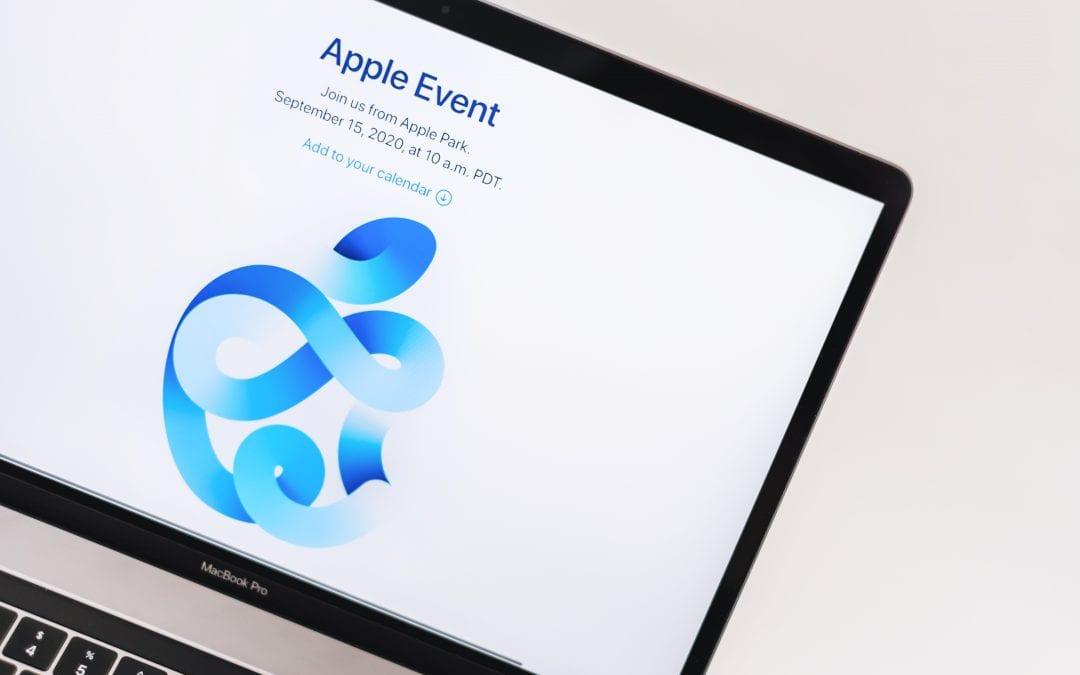 Apple Announcement 2020